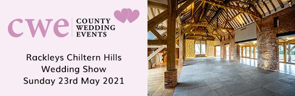 Rackleys Chiltern Hills Wedding Show