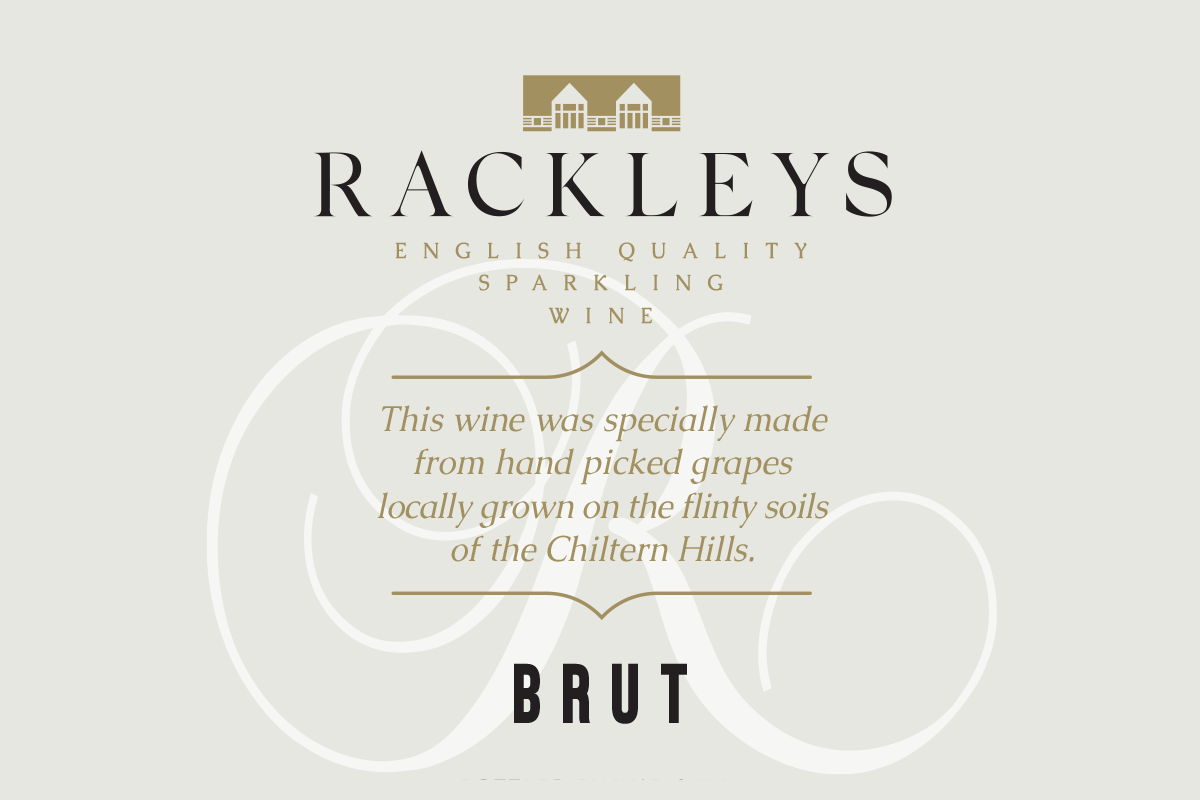 Rackleys English Sparkling Wine