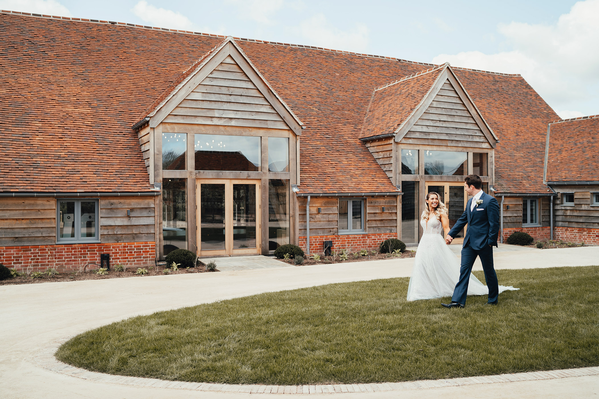 Rackleys Chiltern Hills Wedding Barn Buckinghamshire